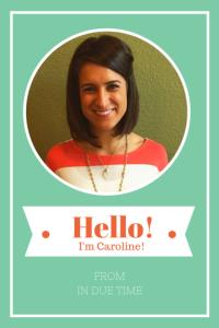 Caroline Day 8