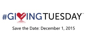 Giving Tuesday 2015 Banner